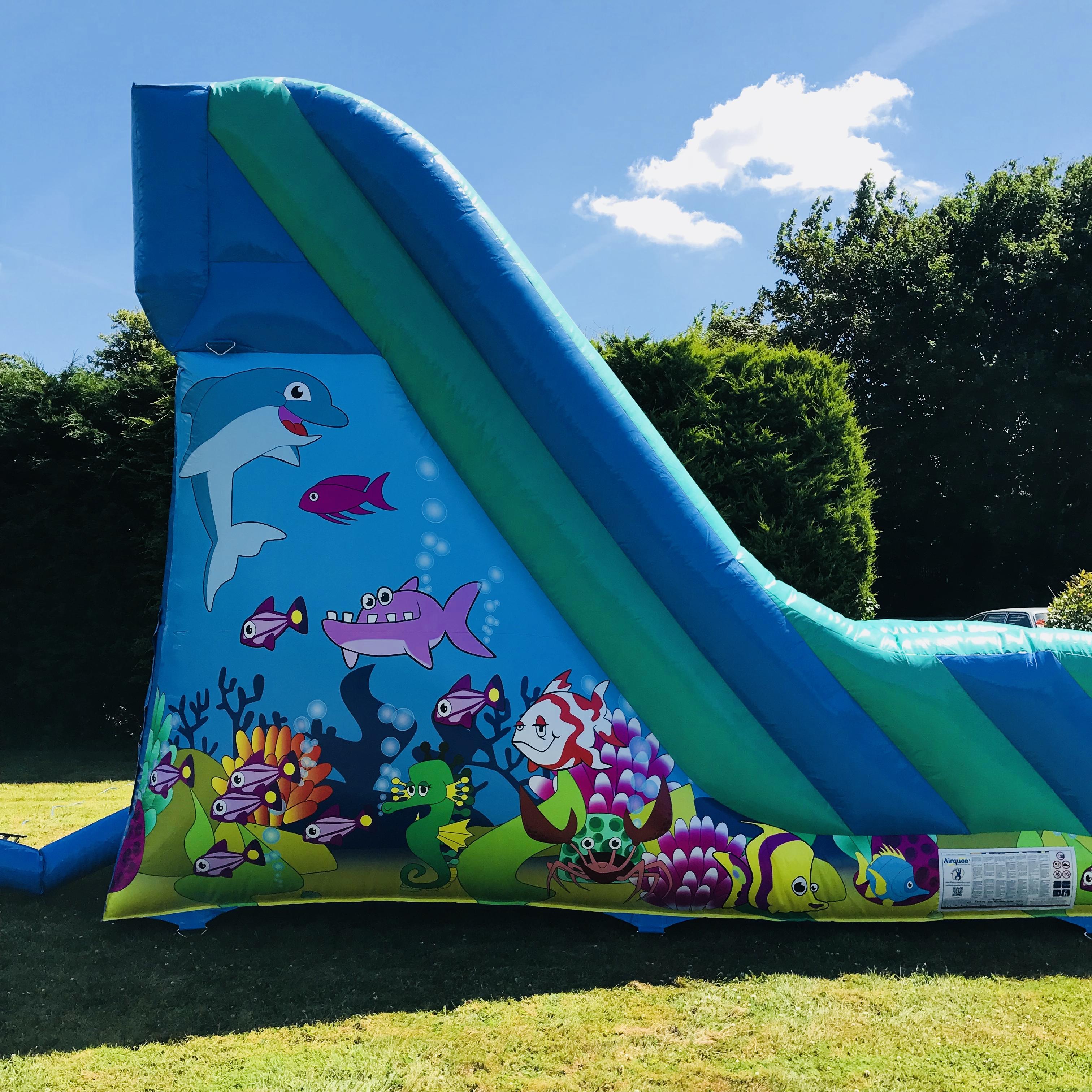 Ocean Slide