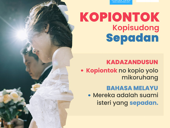'KOPIONTOK' BERMAKSUD 'SEPADAN'