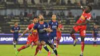 SABAH FC GAGAL JINAKKAN JDT