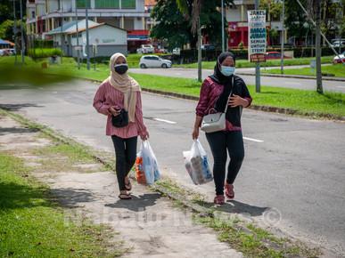 Covid-19: Sabah catat 504 kes baharu, terendah sejak 22 Julai