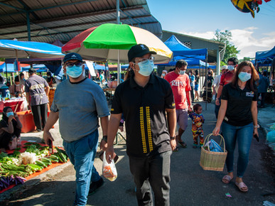 EWON WELCOMES REOPENING OF TAMU TAGINAMBUR