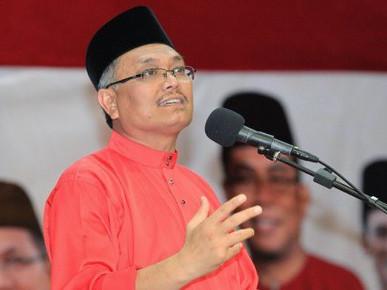 Shamsul Anuar letak jawatan sebagai Menteri Tenaga dan Sumber Asli
