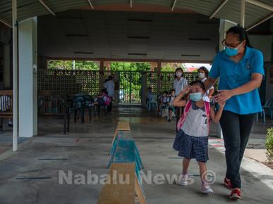 Sesi persekolahan di Sabah mula dibuka 1 Nov