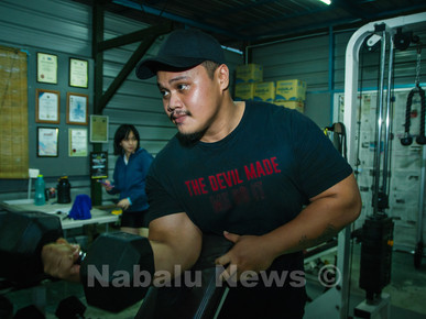 GETTING MALAYSIA INTERNATIONALLY KNOWN: A SABAHAN ARMWRESTLER'S JOURNEY