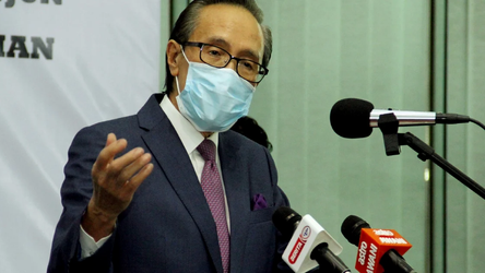 COVID-19: SABAH RECORDS 157 NEW CASES, 65 FROM SINSINGON CLUSTER