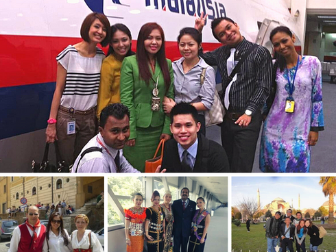 Seeing a progressive multiracial Malaysia is a reminiscence of my journey with Malaysian Airlines