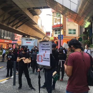 #Lawan: Tanda pagar #BukaDataran di Twitter raih lebih 20,000 ciapan