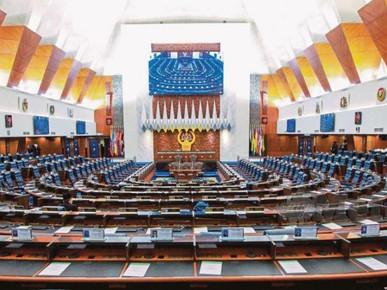 Tiga tugas penting untuk Parlimen