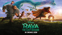 """""""RAYA AND THE LAST DRAGON"""" TOPS NORTH AMERICAN BOX OFFICE FOR THIRD WEEKEND IN A ROW"""