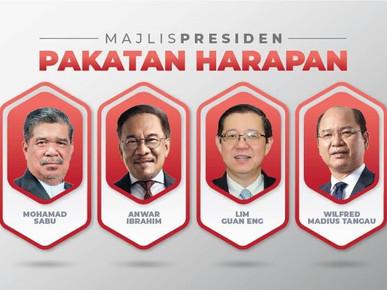 PH tolak pembubaran DUN Melaka sebagai tidak berperlembagaan