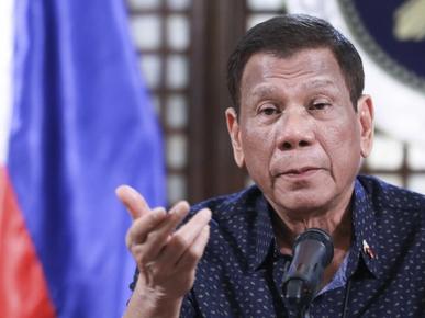 FILIPINA BERI INISIATIF GALAK LEBIH RAMAI PENDUDUK DAPATKAN SUNTIKAN VAKSIN COVID-19