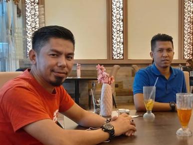 ANAK JATI KOTA BELUD PERKENAL APLIKASI RUNNER EXPRESS DELIVERY