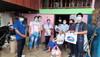EWON TAKES PART IN KADAMAIAN WELFARE PROGRAMME