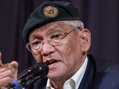 PATRIOT WANTS HOME MINISTER CENSURED