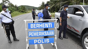 SABAH TO BAN INTER-DISTRICT TRAVEL FROM MAY 27 TO JUNE 3