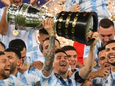PEMINAT ARGENTINA DI SABAH RAIKAN KEJUARAAN ARGENTINA DALAM COPA AMERICA 2021