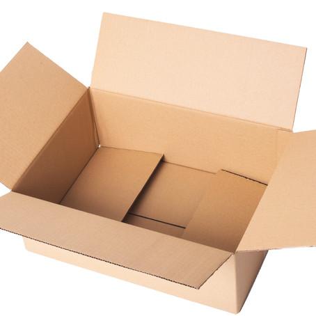 16-12-2020: Weer een doos leeg!
