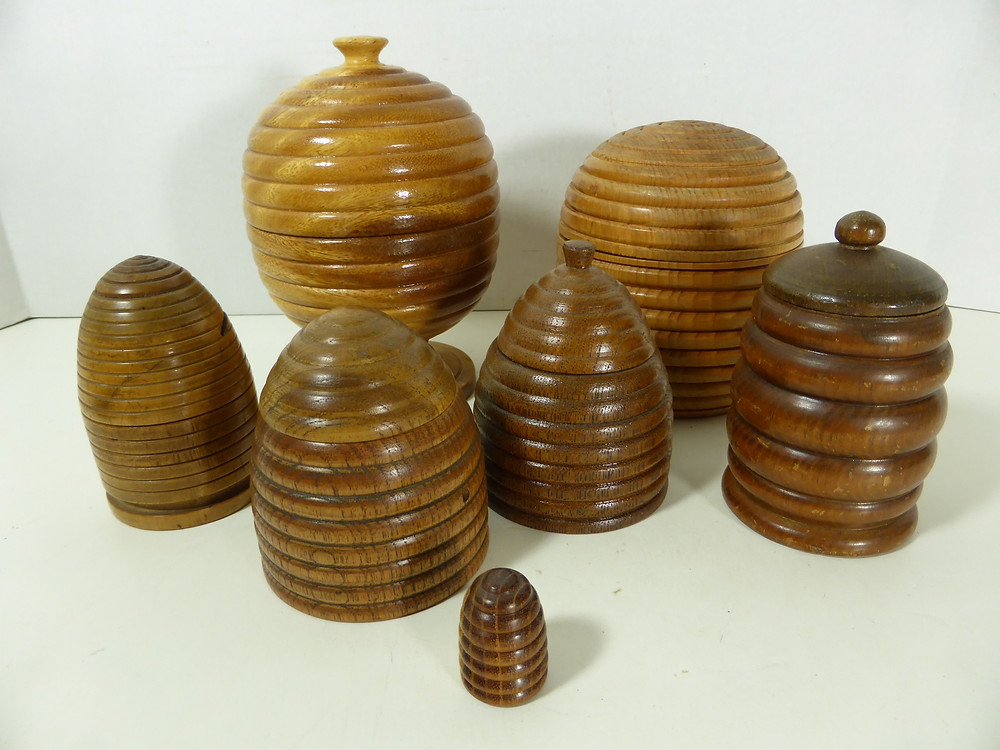 beehives, country antiques primitives
