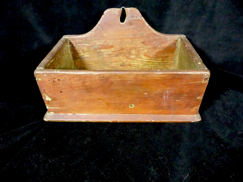 Slide-top candle box