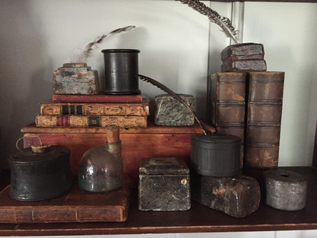 Country Inkwells
