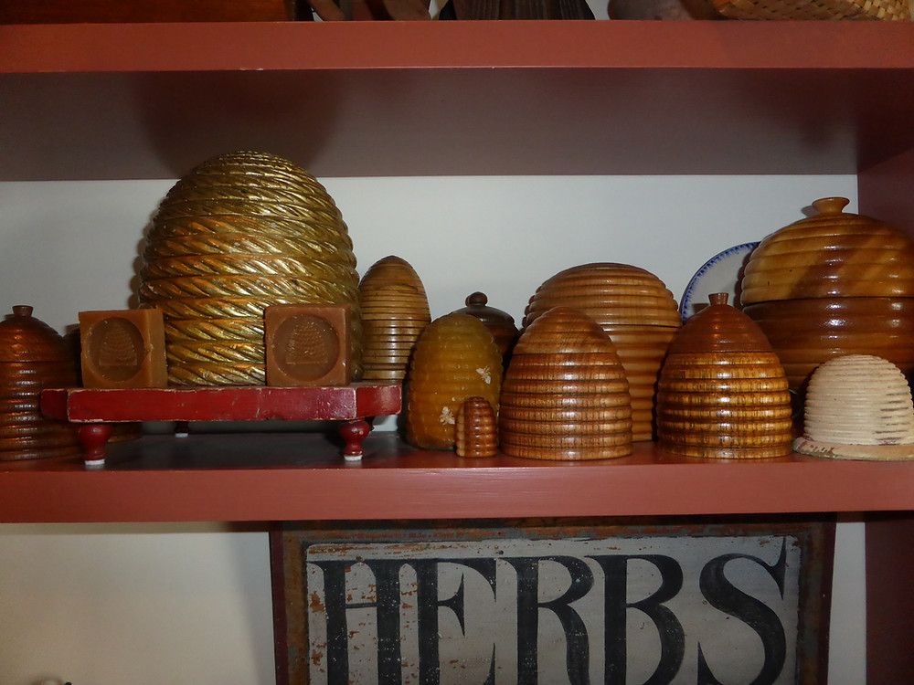beehives antiques garden primitives