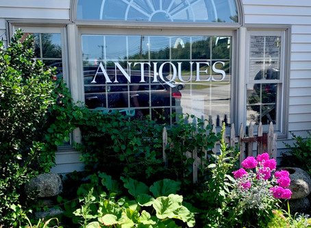 Antiques Week in New Hampshire
