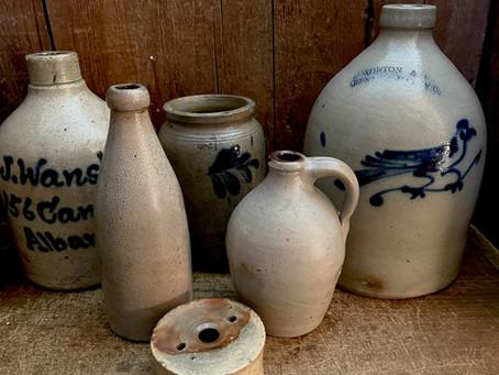 American Stoneware: How It Became Folk Art