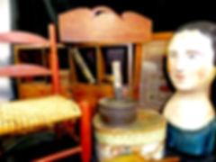 country antiques, primitives, folk art, americana