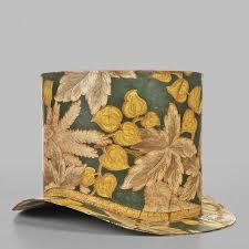 Top hat shaped band box