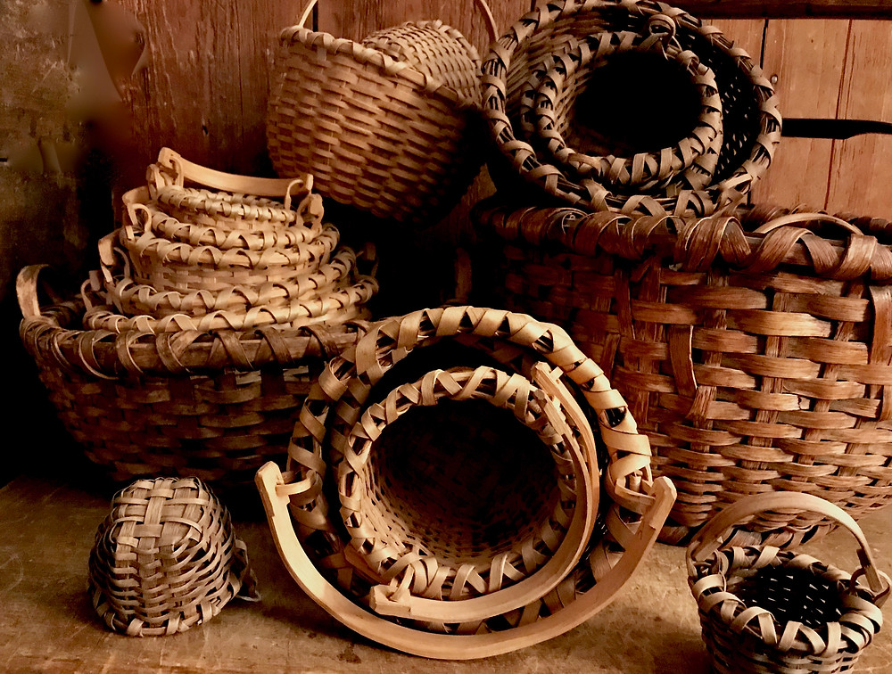 Taghkanic baskets Taconic baskets