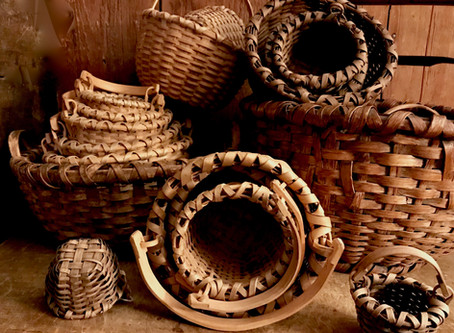 Taghkanic Baskets - They're Not Indian!