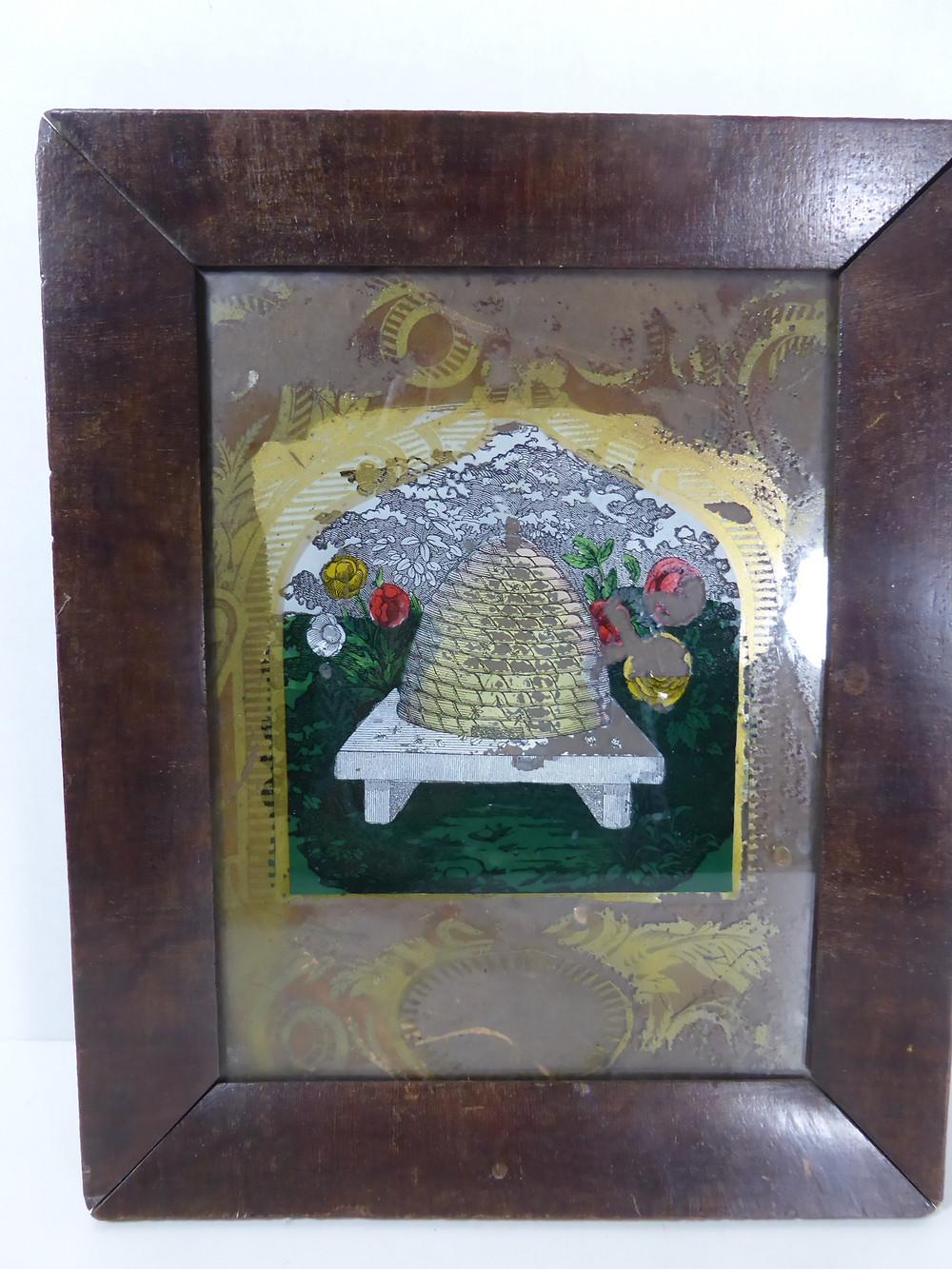 country antiques folk art primitives