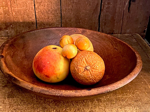 Early Out of Round Fruit Bowl 11""