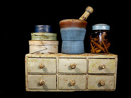 Folk Art, Primitives, Early Country Antiques