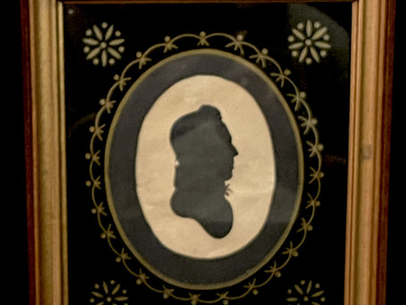 American Silhouettes of the 18th and 19th Centuries
