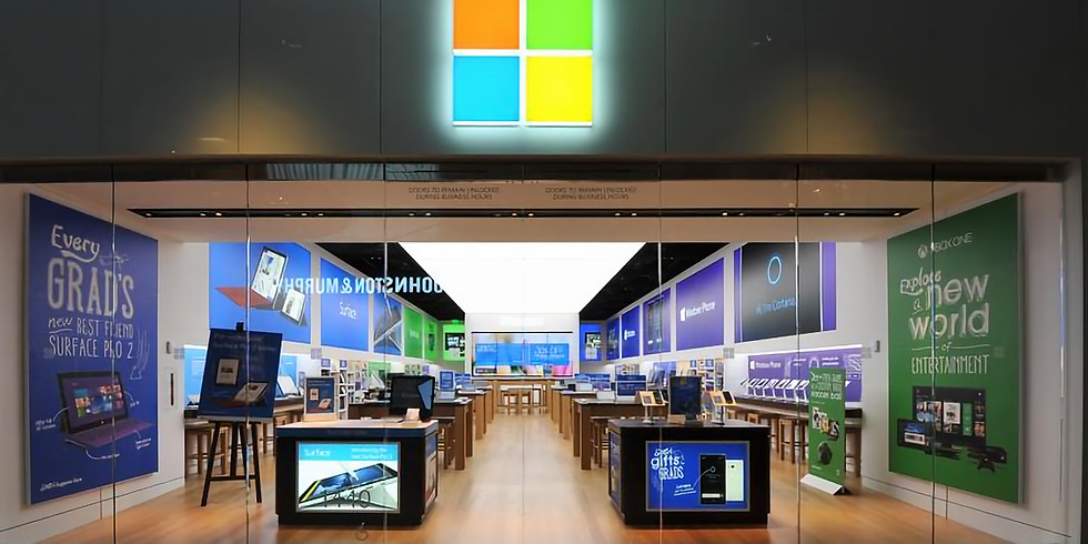 Microsoft Virtual Workshop