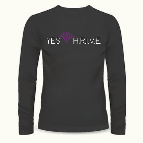 T.H.R.I.V.E. Pathway to Success Long Sleeve Tee
