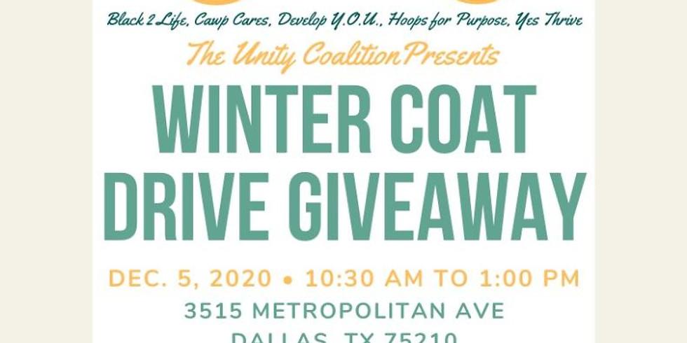 Winter Coat Drive Giveaway