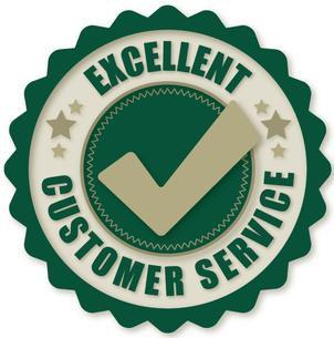 Excellent Customer Service Badge