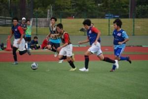 第1回美濃加茂高校サッカー部練習会(8/6)