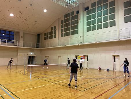 6/25(金)ショートテニス教室
