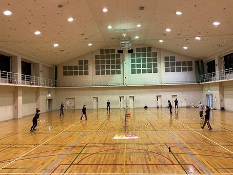 4/30ショートテニス教室