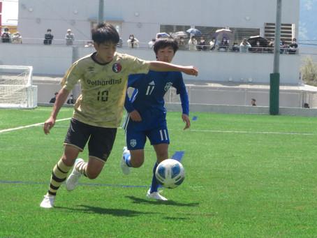 岐阜県U15リーグ