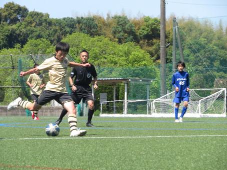 中学TOP パロマカップ2021クラブユース岐阜県大会