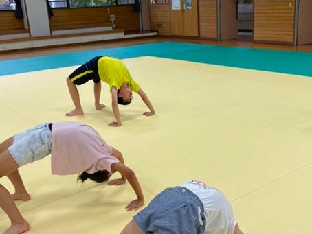 8/19(木) ジュニア体操教室