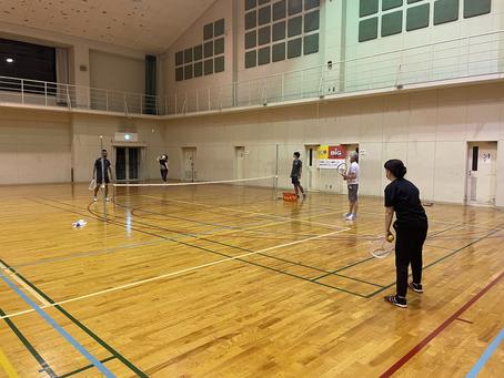 7/23ショートテニス教室