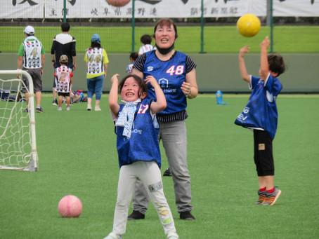 7/10(土)おやこスポーツイベント&サッカーあそびをたのしもう開催!