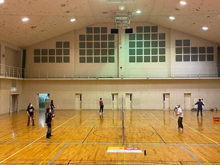 4/16(金)ショートテニス教室