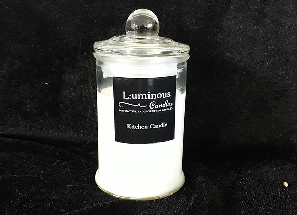 Small Kitchen Candle