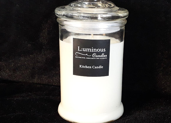 Large Kitchen Candle